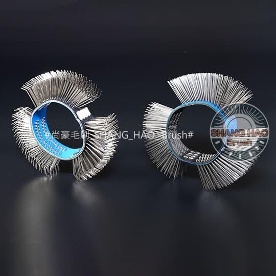 鋼絲輪刷-產品目錄-直針-彎針