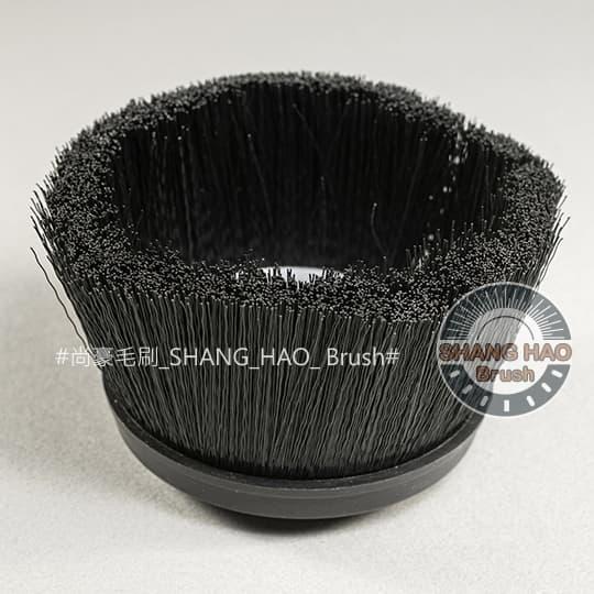 杯型鐵片毛刷-毛高50mm-模具固定